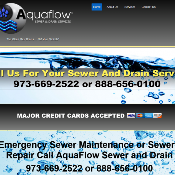 Aquaflow Sewer and Drain