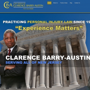 Law Offices of Clarence BArry-Austin