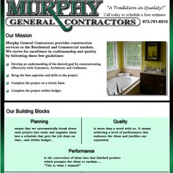 Murphy General Contractors