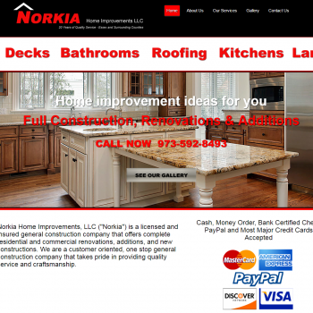 Norkia Home Improvements